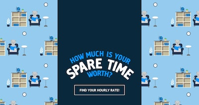 How much is your spare time worth? Thumbnail Preview
