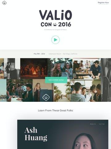 Valio Con 2016 Thumbnail Preview
