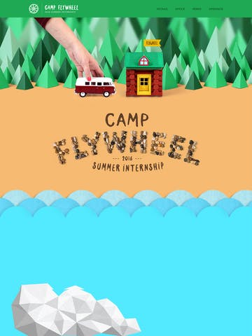 Camp Flywheel Thumbnail Preview