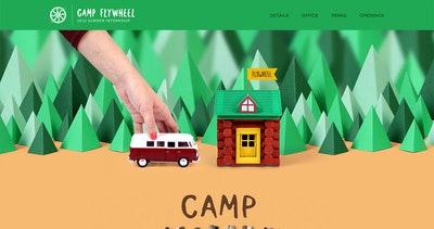 Camp Flywheel Thumbnail Preview