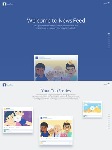 Facebook Newsfeed Thumbnail Preview