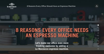 8 Reasons Every Office Needs an Espresso Machine Thumbnail Preview