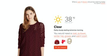 Dress By Weather Thumbnail Preview