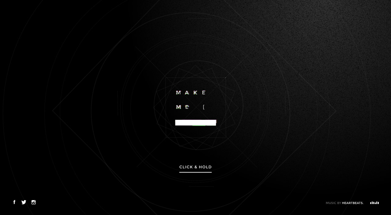 2016 makemepulse Website Screenshot