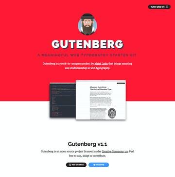 Gutenberg Thumbnail Preview