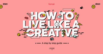 How to Live Like a Creative Thumbnail Preview