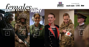 Females in the Army Thumbnail Preview