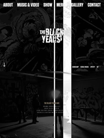 The Black Years Thumbnail Preview