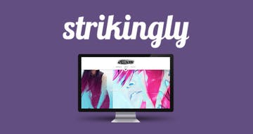 Strikingly Review – Build a One Page website online