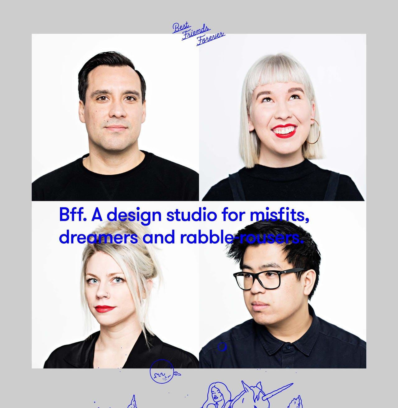 Team Section - Bff Screenshot