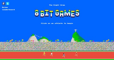 The Eight Arms 8-bit Games Thumbnail Preview