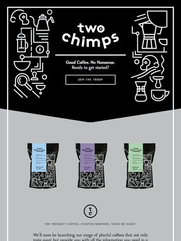 Two Chimps Coffee Thumbnail Preview