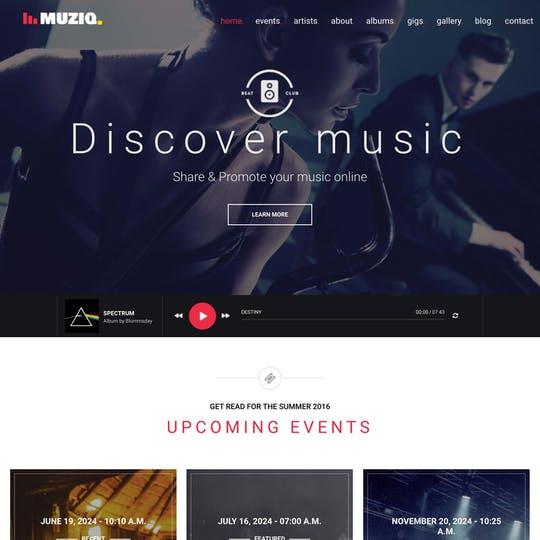 Muziq Thumbnail Preview