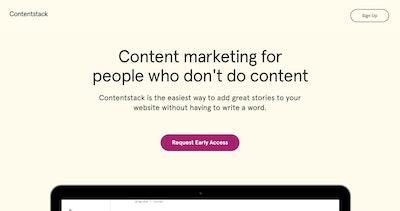 Contentstack Thumbnail Preview