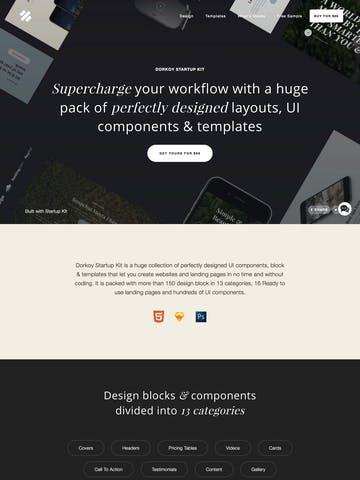 Dorkoy Startup Kit Thumbnail Preview