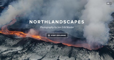 Northlandscapes Thumbnail Preview