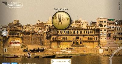 Recess in Varanasi Thumbnail Preview