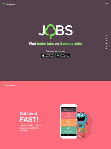 Gumtree Jobs Thumbnail Preview