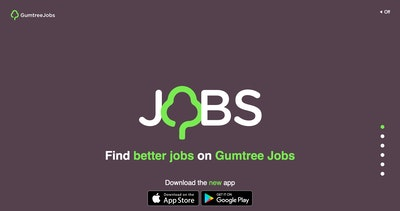Gumtree Jobs Thumbnail Preview