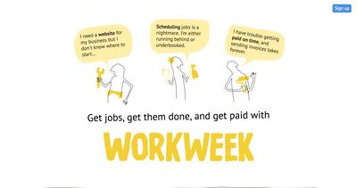WorkWeek Thumbnail Preview