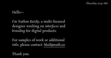 Nathan Rutzky Thumbnail Preview