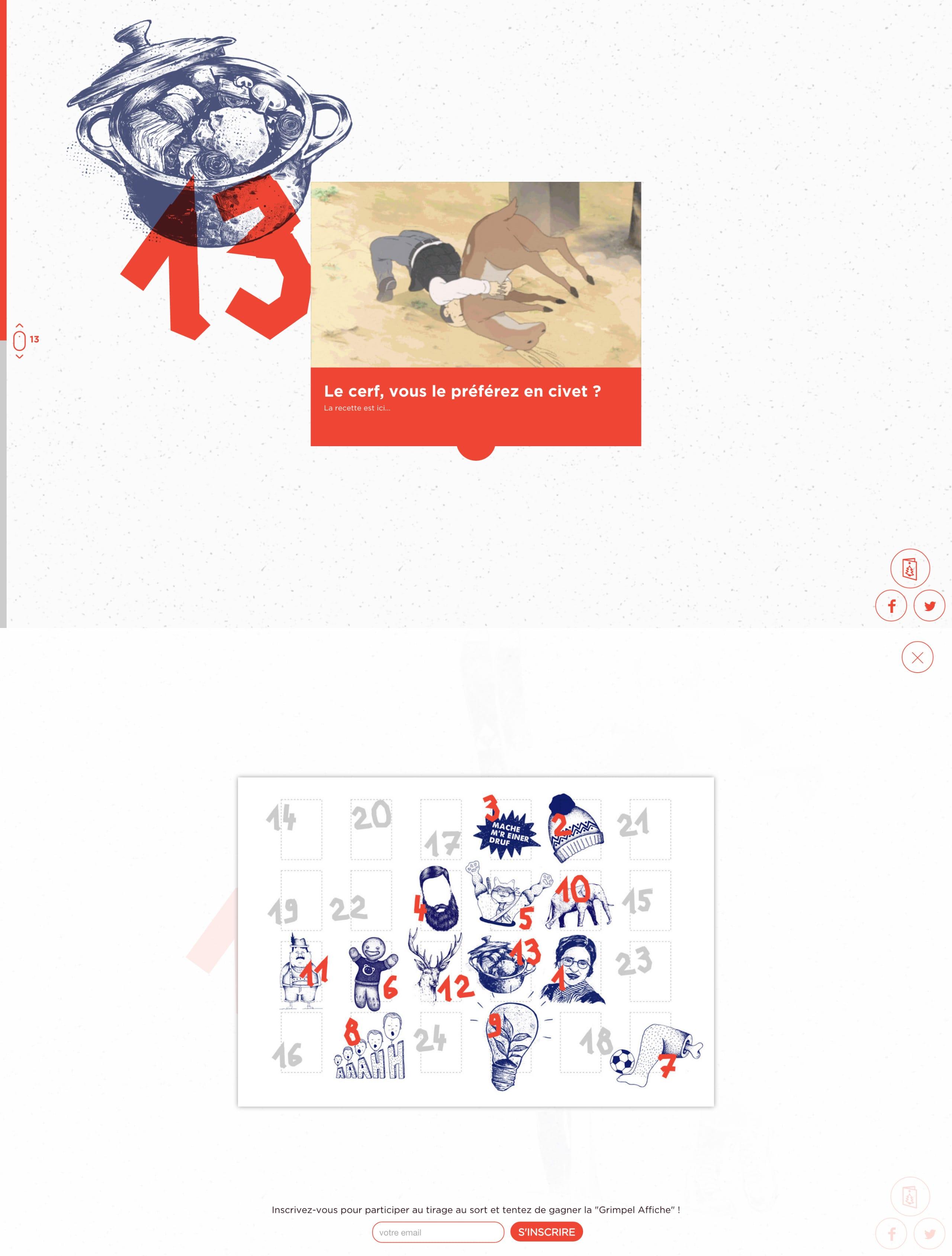 Grimpel Website Screenshot