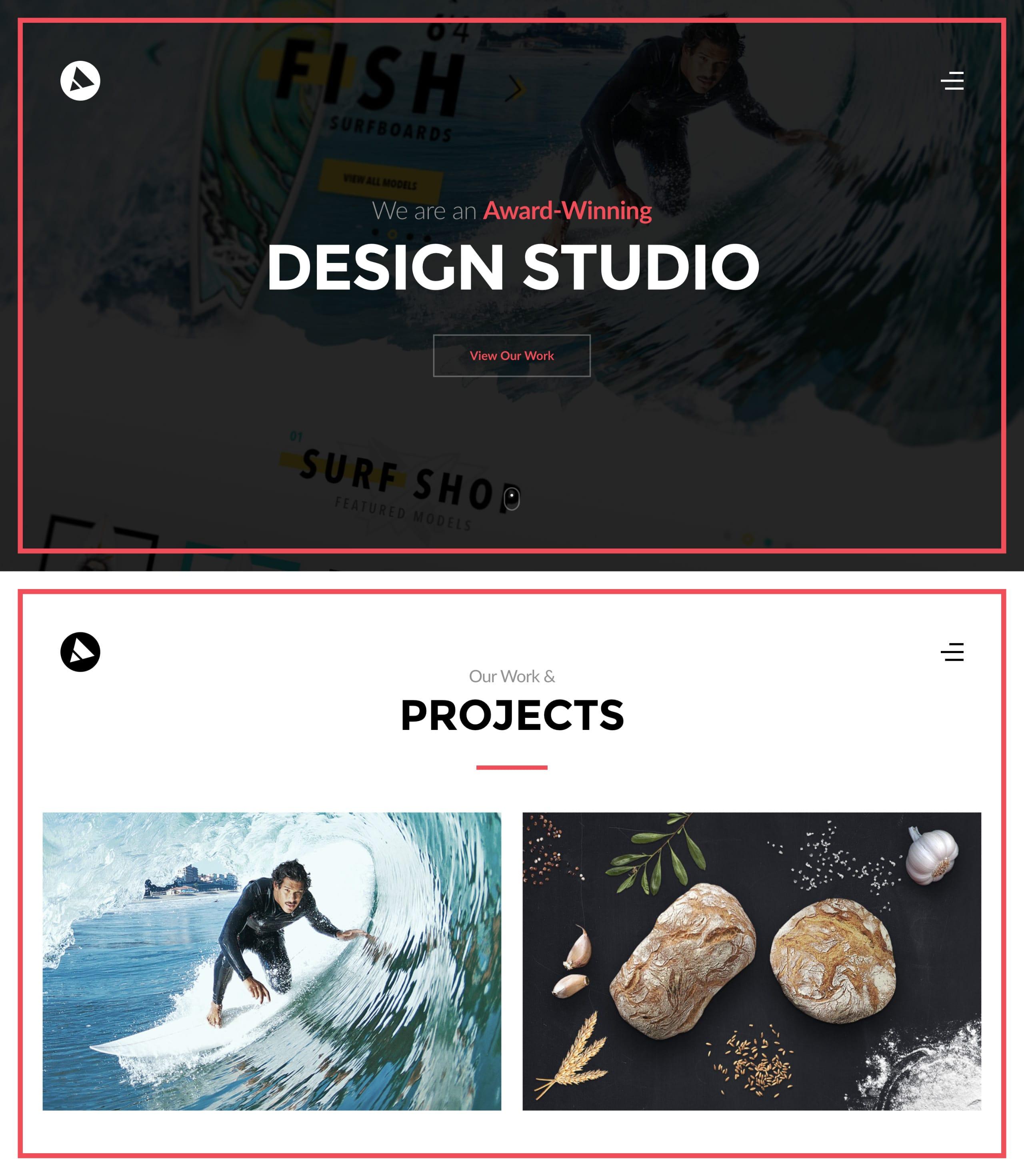 DrawingArt Website Screenshot