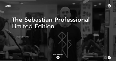 Sebastian Professional Limited Edition Thumbnail Preview