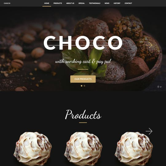Choco Thumbnail Preview