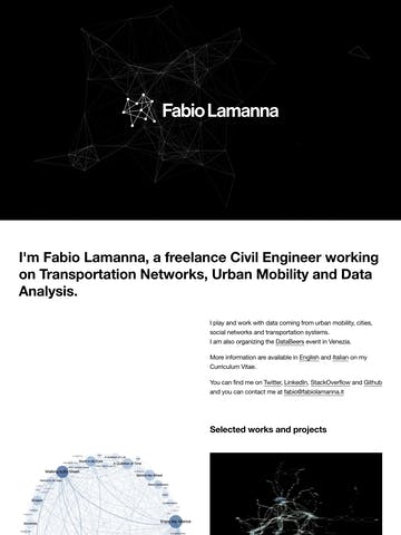 Fabio Lamanna Thumbnail Preview