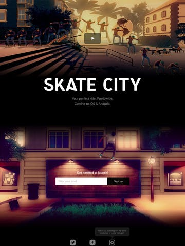 Skate City Thumbnail Preview