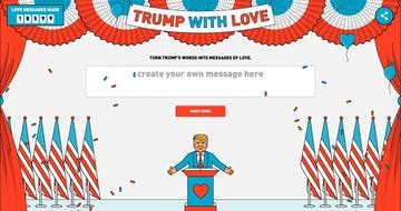 Trump With Love Thumbnail Preview