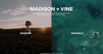Madison + Vine Thumbnail Preview