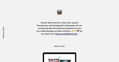 Thomas Vaeth Thumbnail Preview