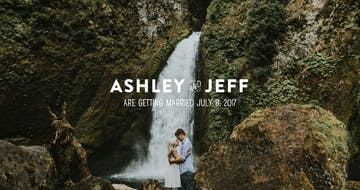 The Wedding of Ashley and Jeff Thumbnail Preview