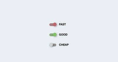 Fast Good Cheap Thumbnail Preview