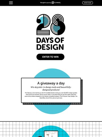 28 Days of Design Thumbnail Preview