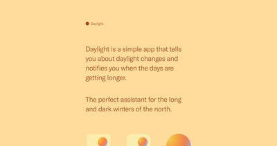 Daylight Thumbnail Preview