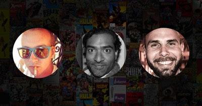Meet the trio behind ComicKult