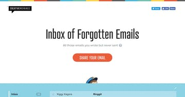 Inbox of Forgotten Emails Thumbnail Preview