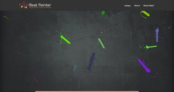 Beat Painter Thumbnail Preview