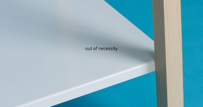 out of necessity Thumbnail Preview