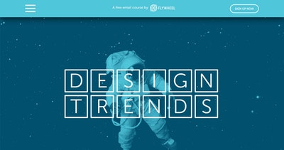 2017 Design Trends with Flywheel Thumbnail Preview