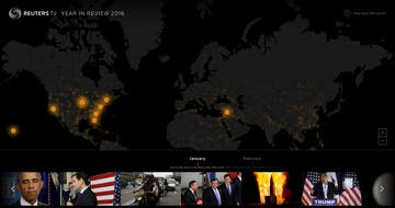 Reuters TV: 2016 Year in Review Thumbnail Preview