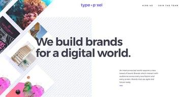 Type + Pixel Thumbnail Preview