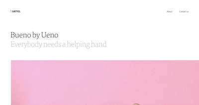Bueno by Ueno. Thumbnail Preview