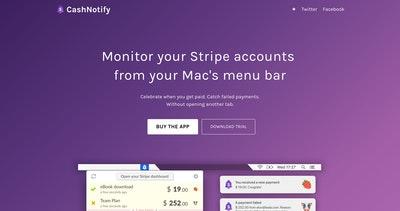 CashNotify Thumbnail Preview