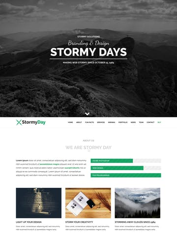 Stormyday Thumbnail Preview