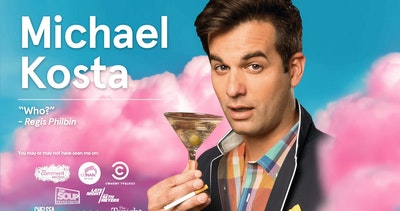 Michael Kosta Thumbnail Preview
