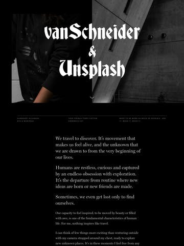 The Urban Explorer Sweatshirt Thumbnail Preview